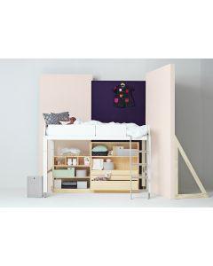 Lundia Lofty loft bed low